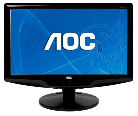 Lcd 19 inch AOC