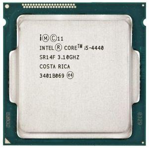 Cpu- I5 4440+ Fan Zin