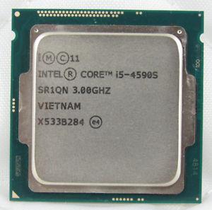 Cpu-i5 4590S+fan zin
